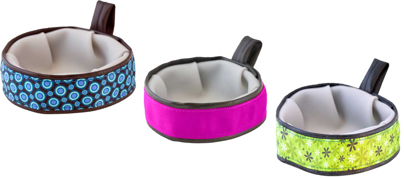 Portable Travel Bowls