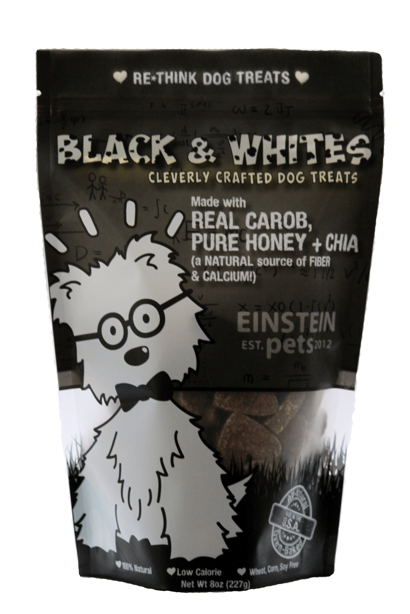 Einstein Crunchy Dog Treats