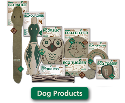 Honest Pet Eco Dog Toys