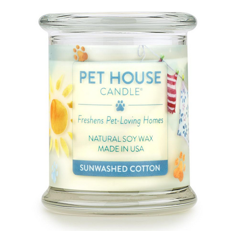 Odor Eliminating Candles