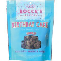 Treats: Bocce's Birthday Cake: Crunchy 4 Ingredient Dog Treat