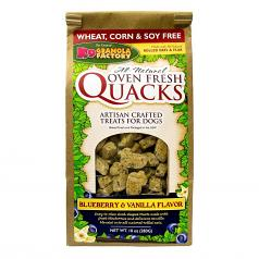 Treats: Quacks Blueberry & Vanilla