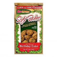 Treats: Soft Bakes Birthday Cake