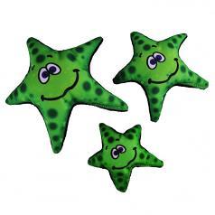 Dog Toy: Stanley Starfish Cordura Squeaker Dog Toy