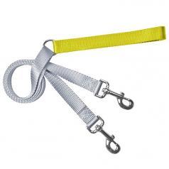 4-Configuration Freedom Training Leash: Matches Yellow Harness