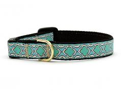 Up Country Cat Collar: Seaglass