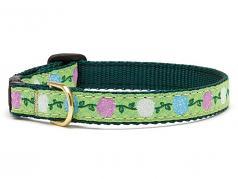 Up Country Cat Collar: Hydrangea