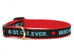 Up Country Cat Collar: Best Cat Ever