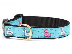 """Dog Collars: 5/8"""" or 1"""" Wide Floaties Collar"""