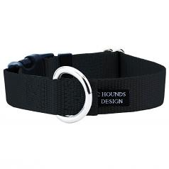 """Dog Collars:  Clip 1"""" Width for dogs 30lbs and Larger"""