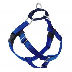 ROYAL BLUE Freedom No-Pull Harness w/ Navy Loop