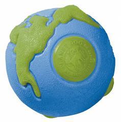 Dog Toy: Globe