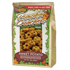Treats: K-9 Granola Sweet Potato Crunchers 14 oz Bag