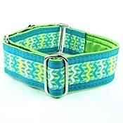 """Dog Collars:  Bazinga 1.5"""" Wide"""