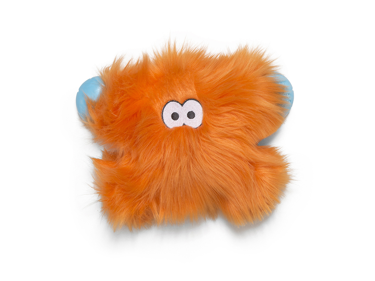 Dog Toy: Rowdie Fergus Available in Three Colors