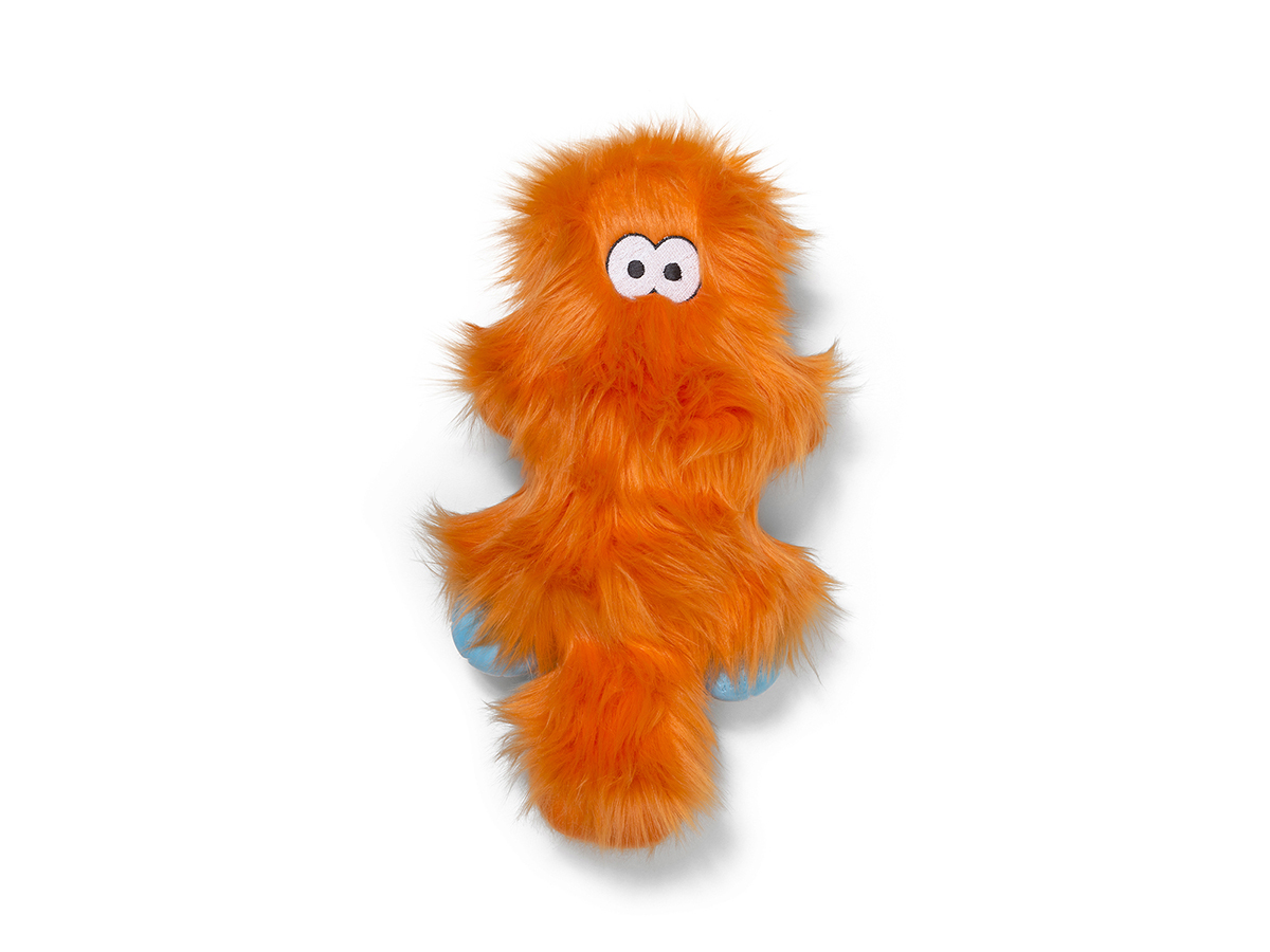 Dog Toy: Rowdie Sanders Available in Three Colors