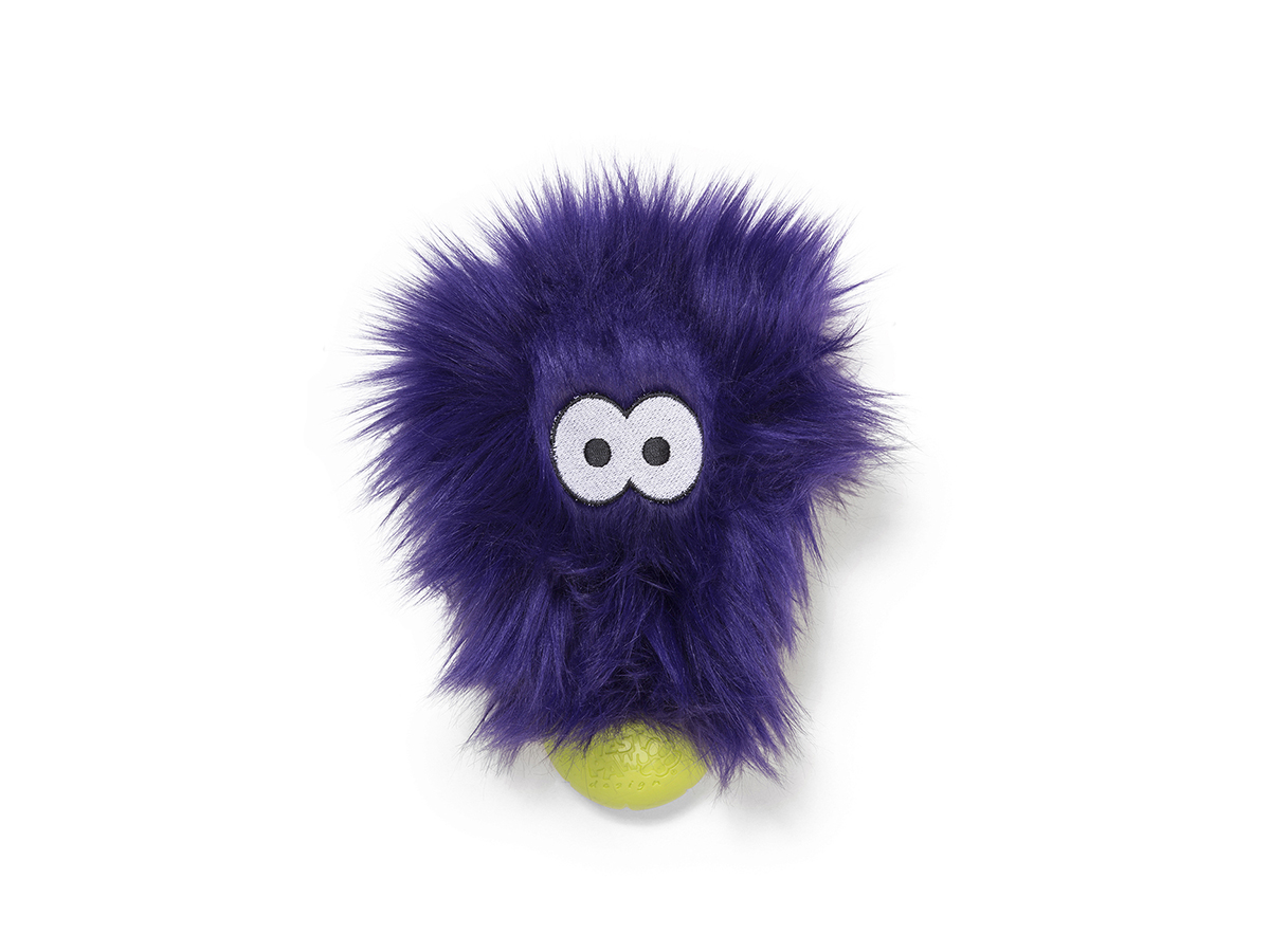 Dog Toy: Rowdie Rosebud Available in Three Colors