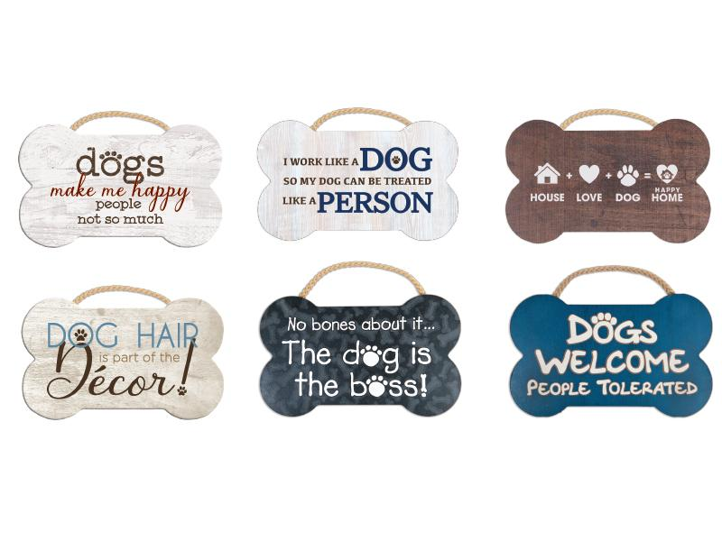 Wooden Composite Signs With Fun Sayings