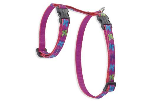 Lupine Cat Harness: Pattern Wing It