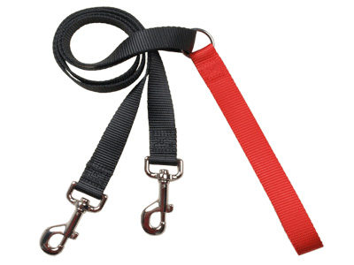 4-Configuration Freedom Training Leash: Matches Red Harness
