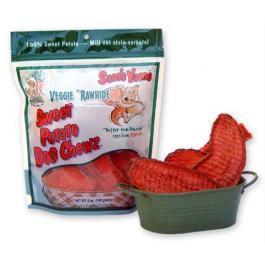 Chews: Vegan Veggie Rawhide 100% Sweet Potato