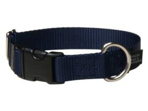 "Dog Collars:  Clip 1.5"" Width for dogs 45lbs and Larger"