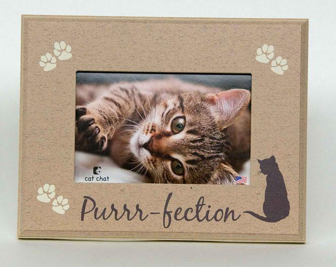 Gifts:  Picture Frame Purr-fection
