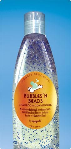 Spa:  Bubbles N Beads 2 in 1 Shampoo & Conditioner