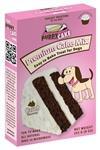 Treats: Cake Mix- Carob Cake with Yogurt Frosting