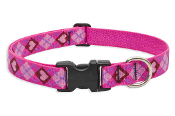 Lupine Cat Collar: Pattern Puppy Love with or without a bell