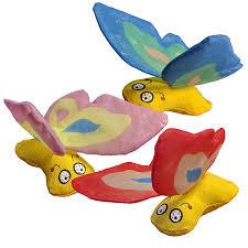 Cat Toy: Butterfly YEOWWWWW Organic Catnip Toys