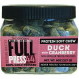 Treats: Cold Press 44 Duck with Cranberry
