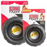 Dog Toy: Kong Traxx in Two Sizes