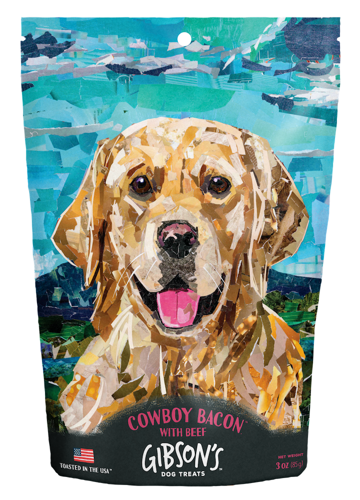 Treats: Gibson's Cowboy Bacon with Beef