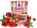 Treats:  EOS Turkey & Cranberry Grain Free